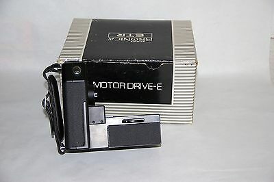 Bronica motor drive winder E ETRSi ETRS ETR EXCELLENT