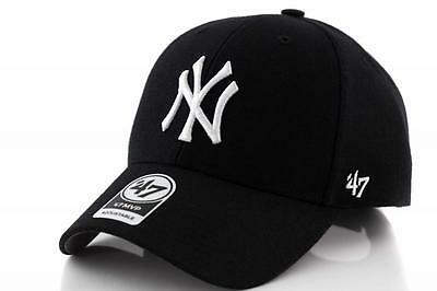 NY Yankees MLB Hat 2017 MVP New York Cap 47 Brand Baseball Hat
