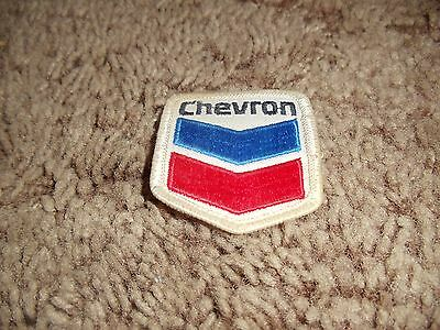 Vintage Chevron Gas Station Attendant Patch