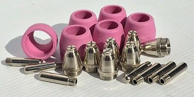 LOTOS Consumables PCON20 for Pilot Plasma Cutter SG55 and AG60 torch