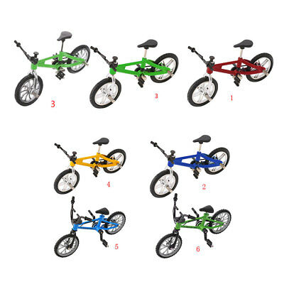 Fuctional Finger Bike Mountain BMX Fixie Bicycle Boy Toy Creative Game Gift