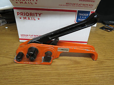 OrgaPack Manual Plastic Strapping Tool Banding