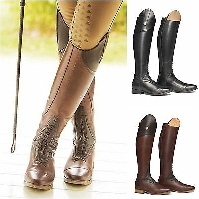 Mountain Horse Equestrian Sovereign Ladies Tall Riding Boots