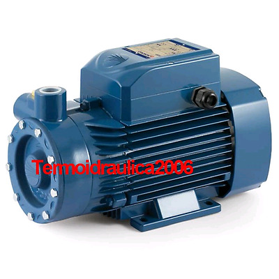 Electric Water Pump with peripheral impeller PQ3000 3Hp 400V Pedrollo Z5