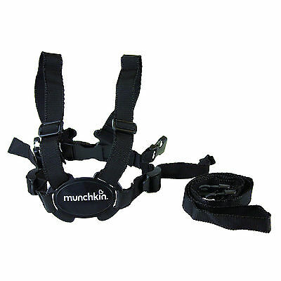 Munchkin First Steps Baby Kids Safety Harness and Reins Strong Walk Straps