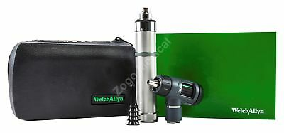 Welch Allyn 3.5v Macroview Otoscope with Handle and Hard Case