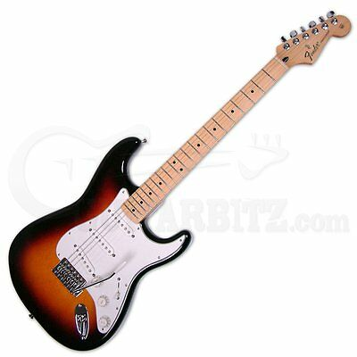 Fender Standard Stratocaster - MN - Brown Sunburst - B Stock