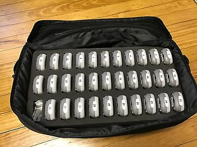 eInstruction CPS Pulse Student Response Set Of 32 Pulse Remotes