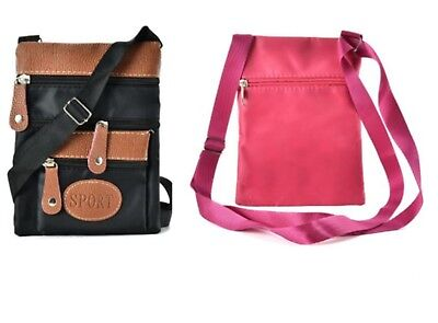 Boys Girls Kids Fanny Pack Travel/Cross Body Money Bags Walking Holiday Pouch