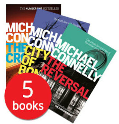 Michael Connelly Collection - 5 Books
