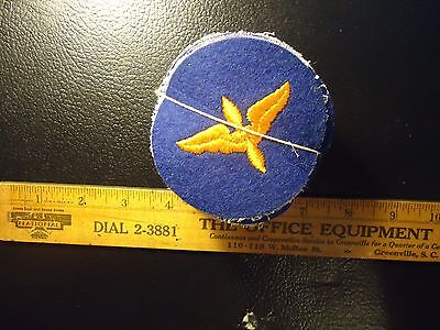 WW 2 U.S. Army Air corps Cadet Patch in Felt lot of 20. #3