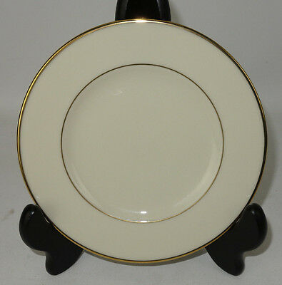 Lenox MANSFIELD Bread & Butter Plate Presidential Collection