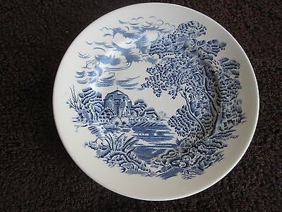 Country Side Dinnerware - Enoch Wedgewood (Tunstall) Ltd. - Salad Plates
