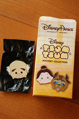 Disney Parks tsum tsum mystery collection beauty and the beast pin - Maurice