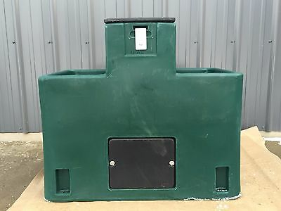 Miraco 2901 LilSpring Automatic Livestock Waterer w/heat - Green
