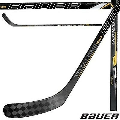 "Bauer TotalOne NXG - clear - 87 Flex - rechts P02 ""outlet"""