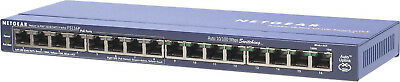 Netgear Switch Ethernet 16 Porte 10/100 FS116PEU