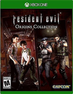Resident Evil Origins Collection - Xbox One - Factory Sealed