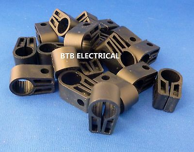 SWA Armoured Cable Cleats multiple sizes, C6, C7, C8, C9, C10, C11, C12