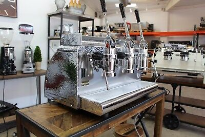Victoria Arduino Athena Leva - 3 GROUP  Commercial Espresso Coffee Machine