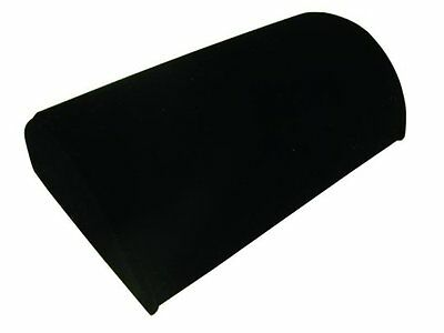 New MM HM Pillow Shape Display in Black Velvet Jewelry Display Retail