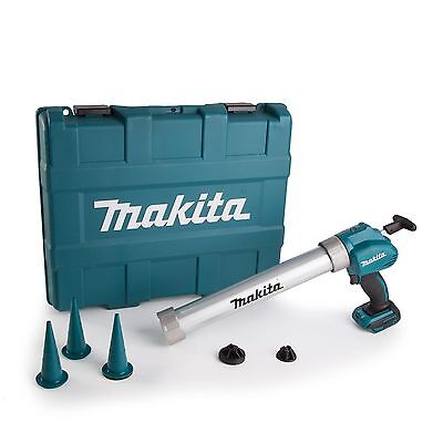 Makita DCG180ZBK 18v Li-ion cordless caulking gun naked bare unit 3 yr warranty