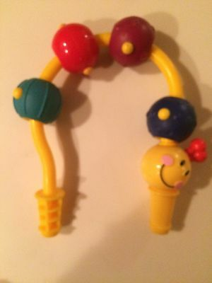 Baby Einstein Discover and Play Exersaucer Caterpillar Beads Replacement Part