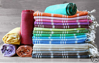 Peshtemal Turkish Towels - 100% Cotton - Istanbul Turkish Towel 100% Cotton