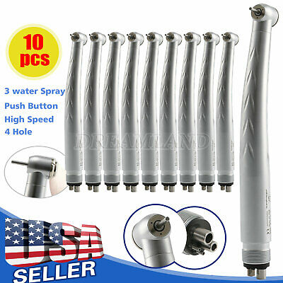 KAVO Style Dental E-generator LED Fiber Optic High Speed Handpiece 4Hole YBM-2