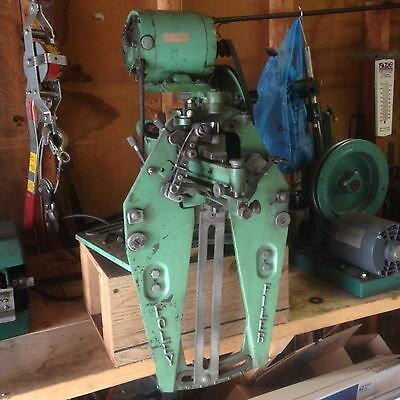 Lot of  Foley Belsaw Saw Sharpening Machines