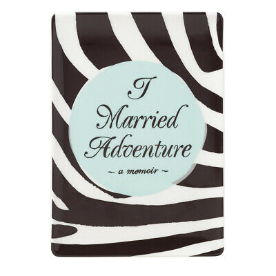 NEW Kate Spade A Way With Words I Married Adventure Tray