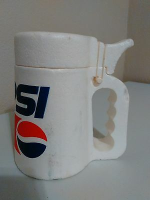 Vintage Pepsi Styrofoam Can Tainer
