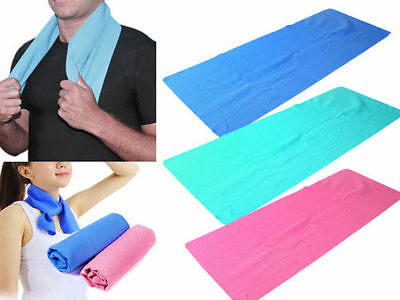 Cool Towel: Super absorbent and low cooling temperature for gym, and home use
