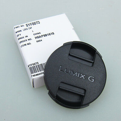 Front Lens Cap for Panasonic Lumix G System H-H025 , H-H025K New Part no SYF0073