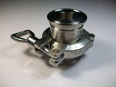 "Spirax Sarco BT6 1"" Tri-Clamp Balanced  Pressure Thermostatic Steam Trap, NEW"