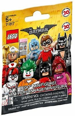 Lego 71017 The Batman Movie Series Minifigures Choose A Figure From The List