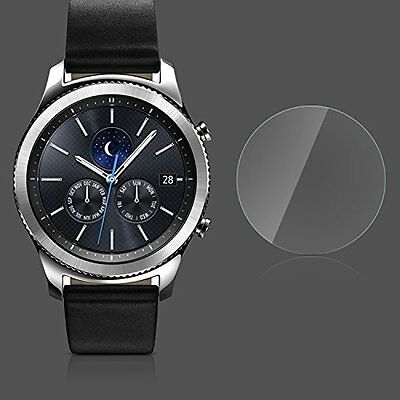 samsung gear s3 screen protecton 3 Pack  Classic Smart Watch 1.3 Inch