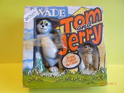 Wade Whimsie Tom And Jerry 1St Version With Original Box