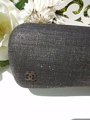 CHANEL Sunglass Eyeglass Case, 100% Authentic, NEW Never Used, Made in Italy