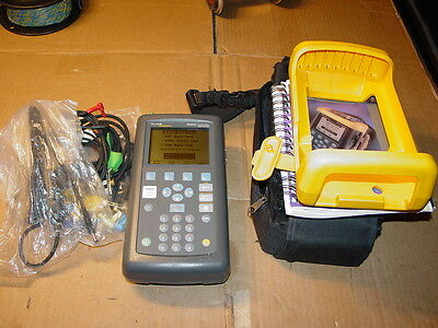 Fluke Networks 990DSL CopperPro UNUSED  CONDITION, WIDE BAND TDR
