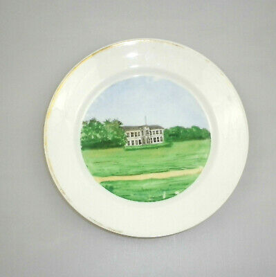 Antique Bing and Grondahl Hand Painted Plate