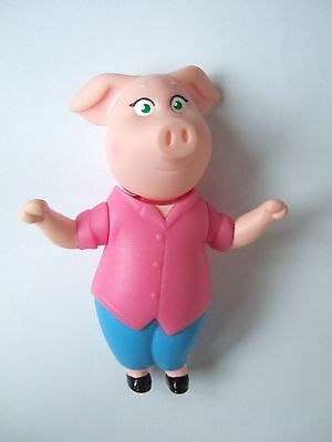 Mcdonald S 2016 Happy Meal Toy 2 Rosita Sing Pig New But