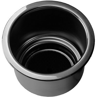 Bell Marine S/S Cup Holder With Drain ( Dia 90MM )