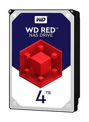 WD Red (4TB) 3.5 Inch SATA Internal Hard Disk Drive For NAS
