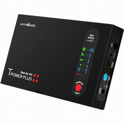 ANYPOWER T-POWER Plus / BlackBox Sub Battery / Perfect By-Pass / Easy Installati