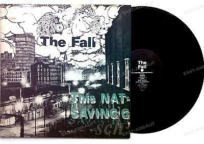 The Fall - This Nation's Saving Grace UK LP 1985 FOC + Innerbag //1