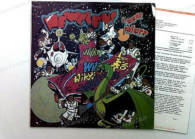 Newcleus - Space Is The Place GER LP 1985 Rare Funk //2