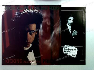 Nick Cave & The Bad Seeds Kicking Against The Pricks GER LP 1986 + Innerbag //2