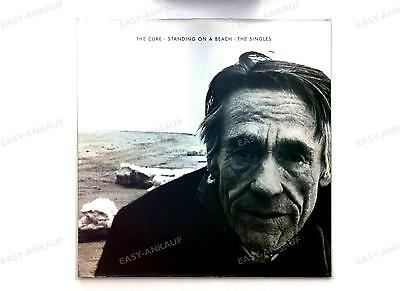 The Cure - Standing On A Beach · The Singles Germany LP 1986 //2