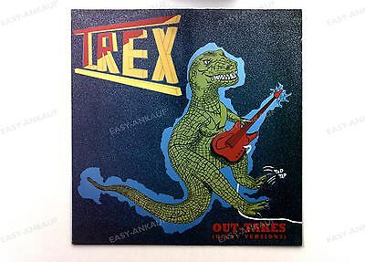 T. Rex - Out-Takes (Heavy Versions) GER LP 1988 Glam //1